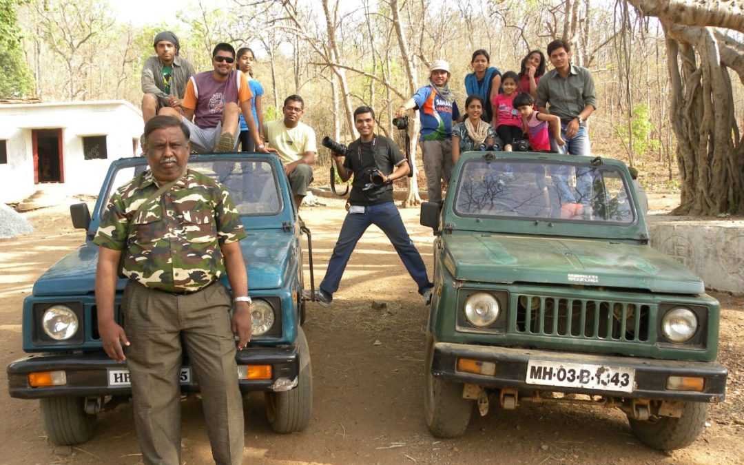 Abhay Uzagare – Honorary Wildlife Warden, Jalgaon